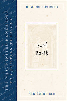 Picture of The Westminster Handbook to Karl Barth