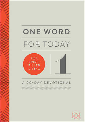 Picture of One Word for Today for Spirit-Filled Living