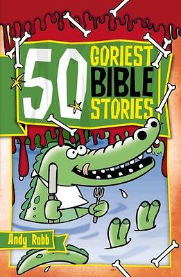 Picture of 50 Goriest Bible Stories