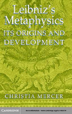 Leibnizs Metaphysics [Adobe Ebook]