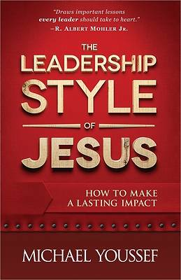 Picture of The Leadership Style of Jesus