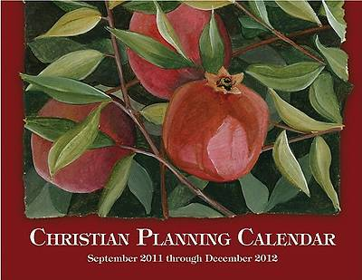 Picture of 2011- 2012 Christian Planning Calendar