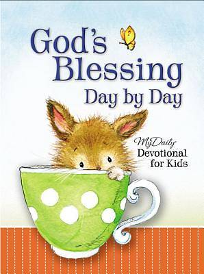 Picture of God's Blessing Day by Day