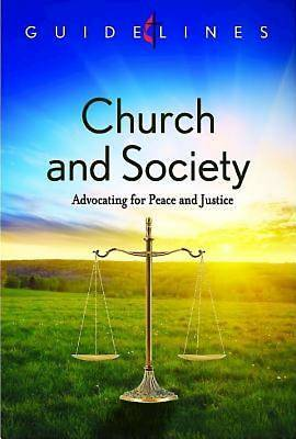 Guidelines for Leading Your Congregation 2013-2016 - Church and Society - eBook [ePub]