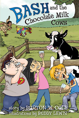 Picture of Bash and the Chocolate Milk Cows