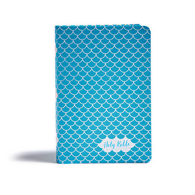 Picture of KJV Kids Bible, Aqua Leathertouch