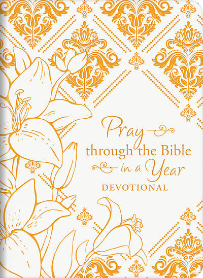 Picture of Pray Through the Bible in a Year Devotional