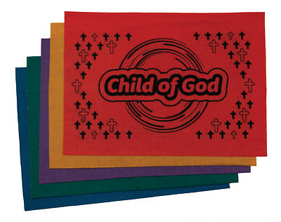 Picture of Vacation Bible School VBS 2021 God's Wonder Lab PK10 Child of God Team Identifiers