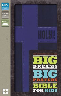 Big Dreams, Big Prayers Bible for Kids, NIV