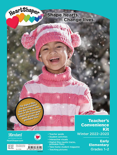 HeartShaper Early Elementary Teacher Convenience Kit Winter