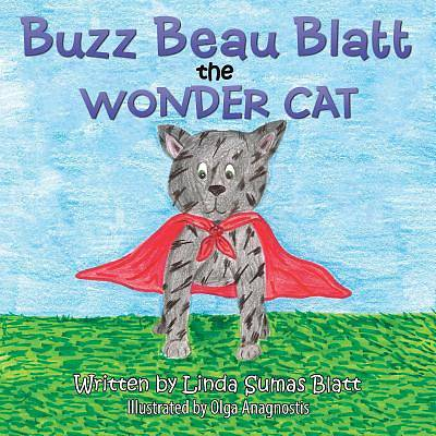 Buzz Beau Blatt the Wonder Cat