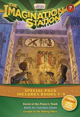Imagination Station Books 3-Pack