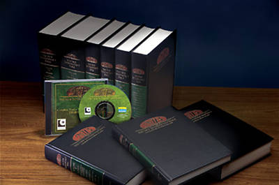 New Interpreters Bible Set with Index and CD-ROM