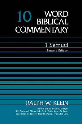 World Biblical Commentary - 1 Samuel
