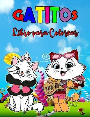 Picture of Gatitos Libro para Colorear