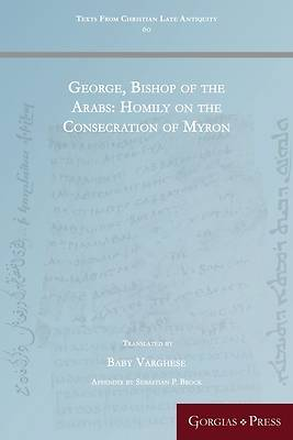 Picture of George, Bishop of the Arabs