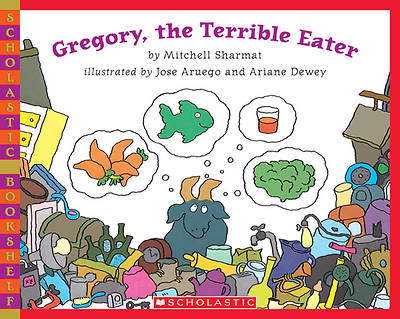 Picture of Gregory, the Terrible Eater