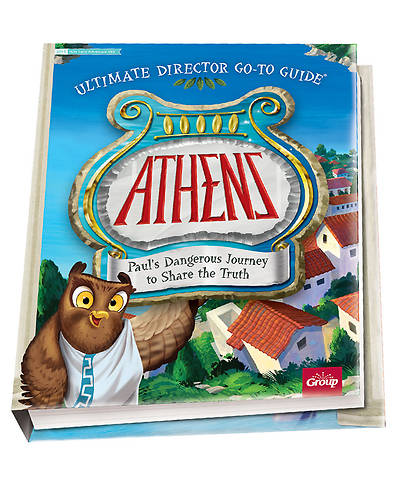 Group VBS 2013 Athens Ultimate  Director Go-To Guide