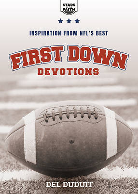 Picture of First Down Devotions