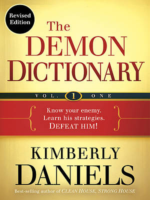 The Demon Dictionary Volume One (Revised Edition)