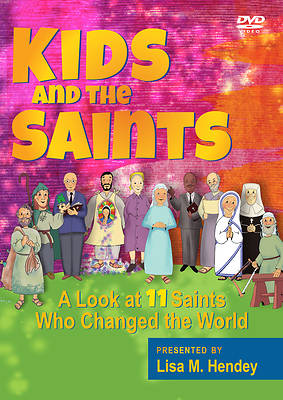 Picture of Kids and the Saints