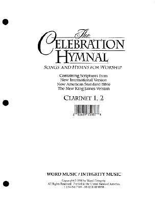 Celebration Hymnal Clarinet 1&2/Melody CD-ROM (PDF)