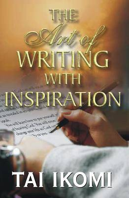 The Art of Writing With Inspiration [Adobe Ebook]