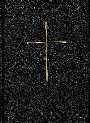 Book of Common Prayer -Black