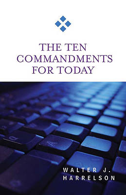 Picture of The Ten Commandments for Today