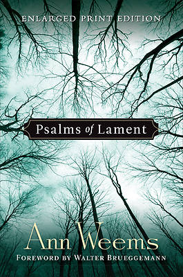 Psalms of Lament Large Print