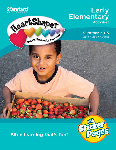 Picture of HeartShaper Early Elementary Student Summer 2015