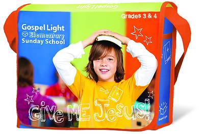 Gospel Light Elementary Grades 3 & 4 Quarterly Kit Spring 2017