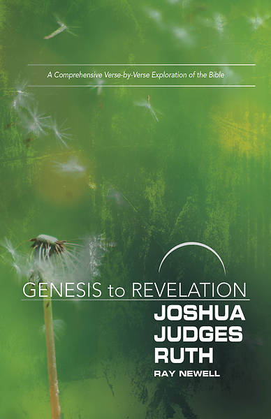 Picture of Genesis to Revelation: Joshua, Judges, Ruth Participant Book