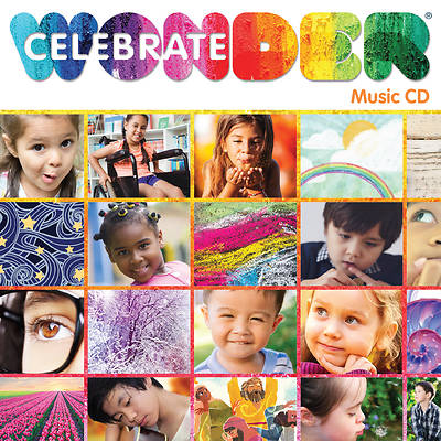 Picture of Celebrate Wonder Music CD