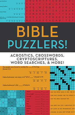 Picture of Bible Puzzlers!