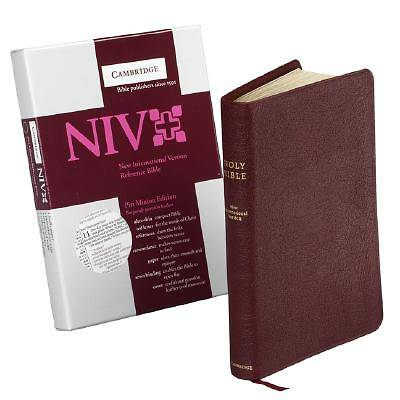 Pitt Minion Reference Bible-NIV