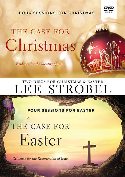Picture of The Case for Christmas/The Case for Easter Video Study DVD