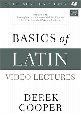 Picture of Basics of Latin Video Lectures