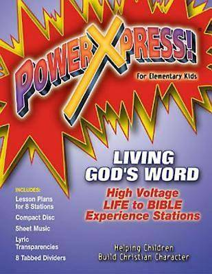 PowerXpress Living Gods Word Anger Management Unit