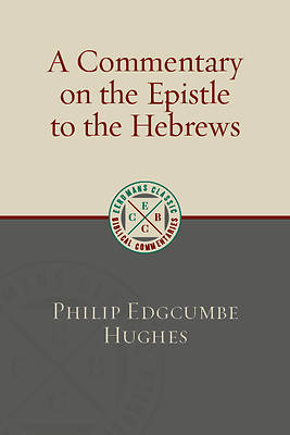 Picture of A Commentary on the Epistle to the Hebrews