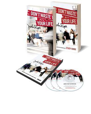 Dont Waste Your Life Group Study Set