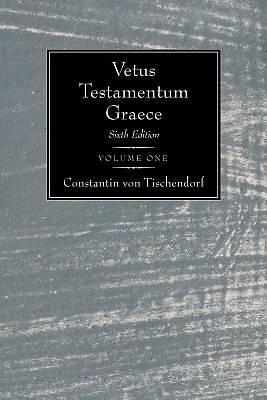 Picture of Vetus Testamentum Graece