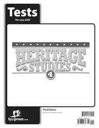Heritage Studies 4 Test 3rd Ed