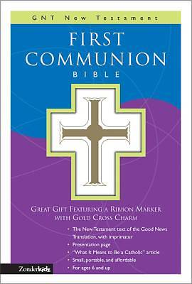First Communion Bible  - Good News Translation