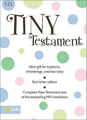 New International Version Tiny New Testament