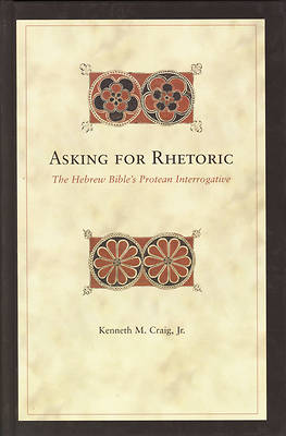 Asking for Rhetoric