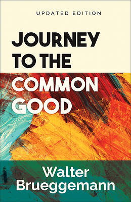 Picture of Journey to the Common Good