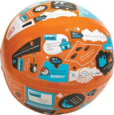 Picture of Attention-Grabber Ball