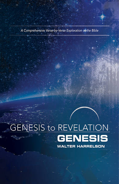 Genesis to Revelation Genesis Participant Book
