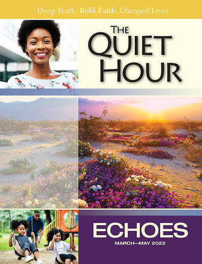 Echoes Adult The Quiet Hour Spring